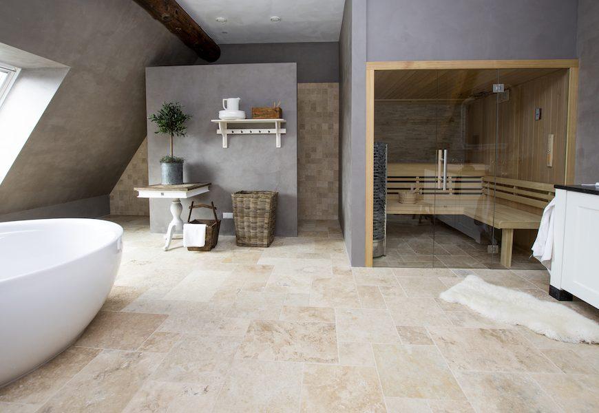 verbouwing-groningen-sauna-stucwerk